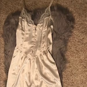 Vintage Val Mode Chemise Nightgown